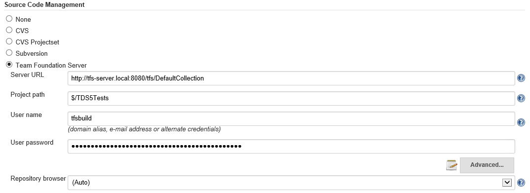 How to Configure TDS with Jenkins Server