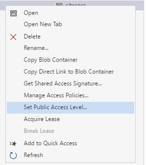 Azure Sitecore Deployment: Preparing the Default Scripts and Packages