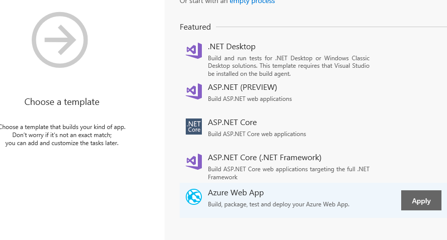 Azure Sitecore Deployment: Setting Up the Solution and VSO Build