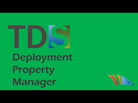 The new Deployment Property Manager is easier to use, highlighting items with different deployment properties than their parent items